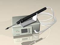 Электрошпатель цифровий Khors Digital + 4 насадки (Хорс діджитал)