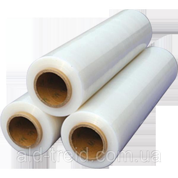 Стрейч пленка  500*20 мкм (2,80 кг), 6 рулонов/ящик