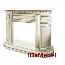 Камин портал для электрокамина DIMPLEX IDaMebel Carlyle (портал без очага под Symphony 3020), фото 3