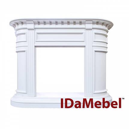 Камин портал для электрокамина DIMPLEX IDaMebel Carlyle (портал без очага под Symphony 3020), фото 2