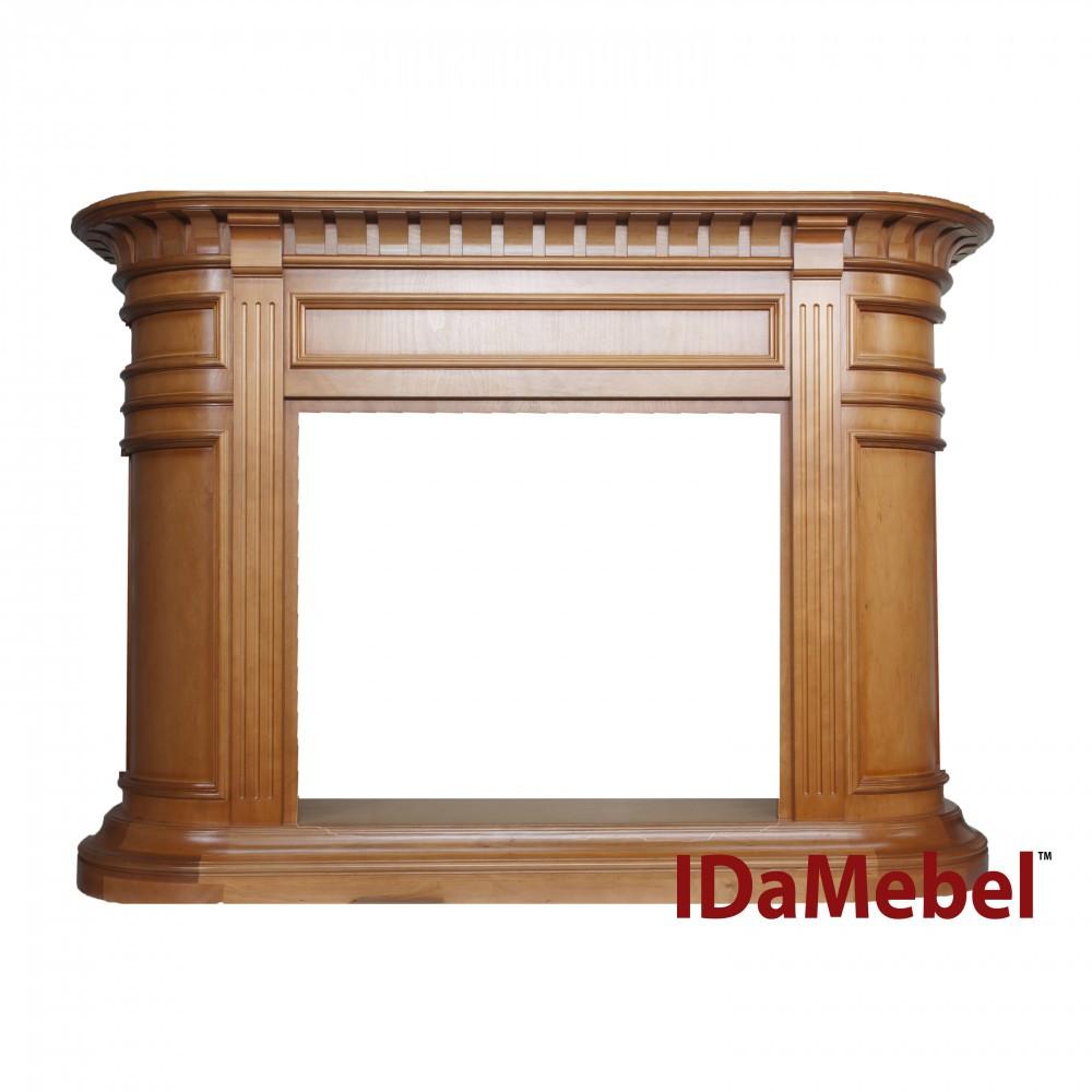 Камин портал для электрокамина DIMPLEX IDaMebel Carlyle (портал без очага под Symphony 3020)