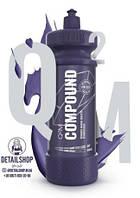 Gyeon Q2M Compound «Компаунд» - высокоабразивная полірувальна паста 120мл