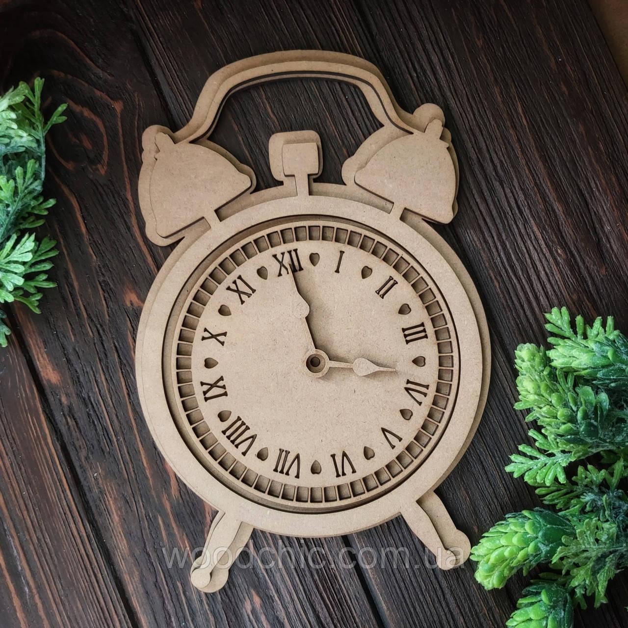 Заготовка артборд Часы