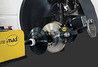 Стенд проточки тормозных дисков на автомобилях