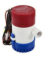 Дренажный водяной насос GPH-1100,12В, 36Вт