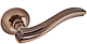 Дверная ручка KEDR R10.063 (цвет:мат.хром), фото 4