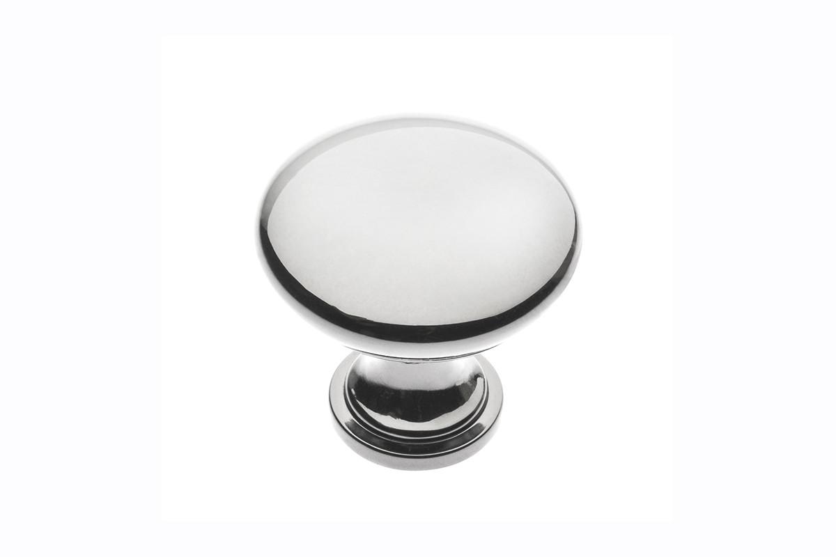 Ручка мебельная GTV TERNI d=30 мм Хром (GZ-TERNI-1-01)