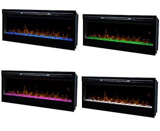 Электрокамин (очаг) DIMPLEX Prism 50 LED Optiflame