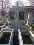 Виготовлення та встановлення пам'ятників у Камінь-Каширському районі, фото 5