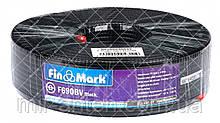 Кабель коаксіальний FinMark F690BV 100 метрів 75 Ом чорний