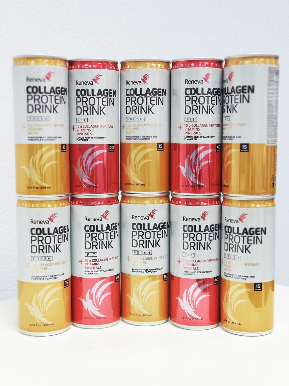 Напиток Collagen Protein Drink Fit 250 мл.