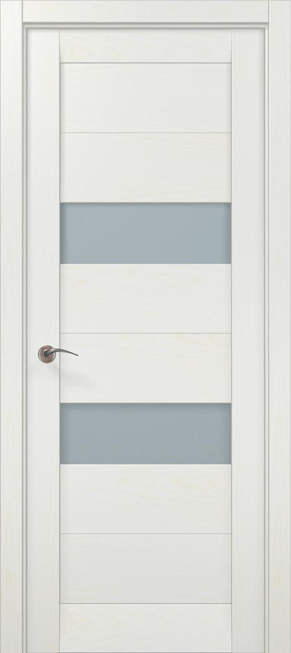 Двері Папа Карло, Полотно+коробка+ 1 до-т наличників, Millenium, модель ML-21