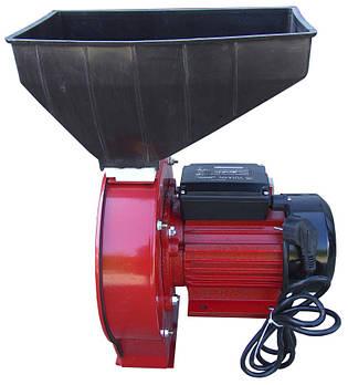 Корморезка зернодробилка Vulkan 80136 (зерновые)