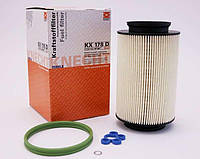 Фильтр топливный VW Caddy 1.9TDI-2.0SDI (5 болтов) Knecht KX178D