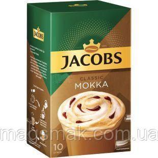 Кофе Якобз 3в1 Mokka 21.9 г * 10 шт