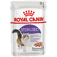 Royal Canin Sterilized Loaf для взрослых стерилизованных кошек 85 г