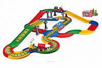Игровой набор Wader 51791 Городок серия Kid Cars