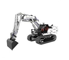 Игрушка-конструктор Xiaomi MiTu Engineering Excavator