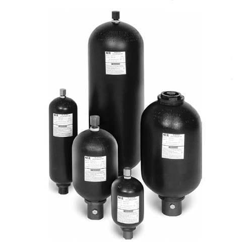 Гідравлічні акумулятори (гідроакумулятори)