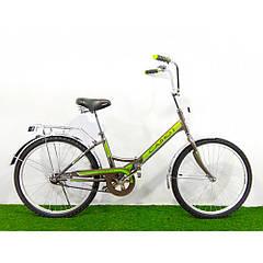 Велосипед Салют 24 (складной)