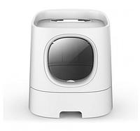 Кошачий туалет Xiaomi HomeRun Cat Box White