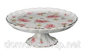 "Lefard ""Лаура"" Блюдо для торта 21,5 см (943-103)"