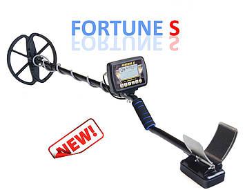 НОВИНКА 2020! Металлоискатель Фортуна S - Fortune S, с FM трансмиттером