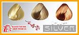 Крем-фарба для сивого волосся Estel SILVER DE LUXE Естель 6/37 Темно-русявий золотисто-коричневий,, фото 3