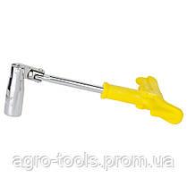 Ключ свечной с шарниром усиленный 16мм SIGMA (6030321), фото 3