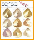 Полуперманентная крем-краска без аммиака Estel Sense De Luxe 9/1 Блондин пепельный,, фото 4
