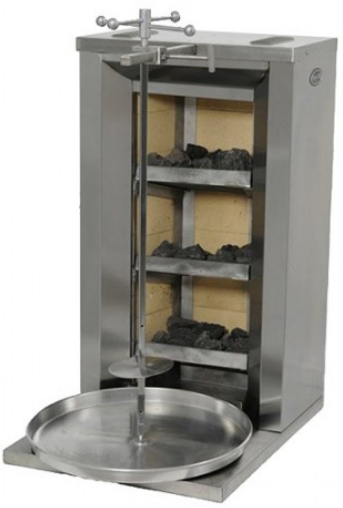 Аппарат для шаурмы на углях Pimak М077-К3