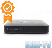 Смарт приставка UCLAN Denys H.265 IPTV+