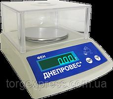 Весы лабораторные Днепровес ФЕН-Л(2) 600
