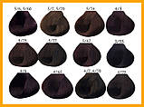 Фарба-догляд для волосся Estel DeLuxe Естель 6/3 Темно-золотистий русявий,, фото 4