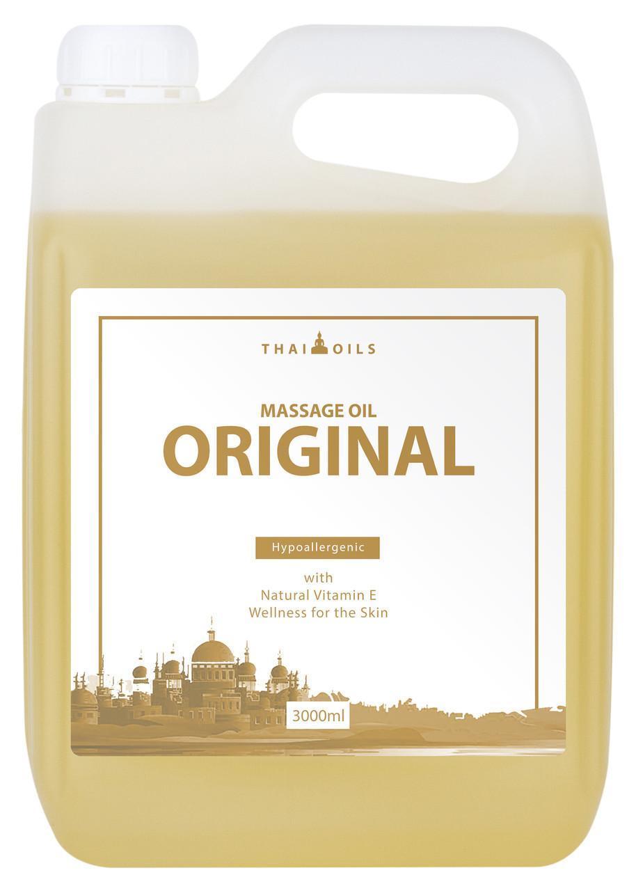 Профессиональное массажное масло «Original 3000 ml