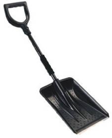 Лопата складывающаяся для чистки снега