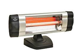 Інфрачервоний обігрівач Класик 1500 Вт з ніжкою і кріпленням на стіну