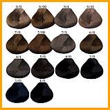 Краска-уход для волос Estel DeLuxe Эстель 5/7 Светлый шатен коричневый,, фото 5