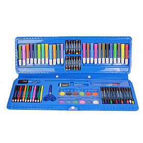 Детский набор для рисования на 86 предметов
