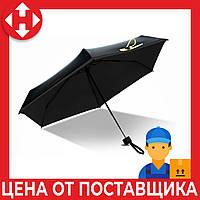 Универсальный карманный зонт Pocket Umbrella - чёрный, фото 1