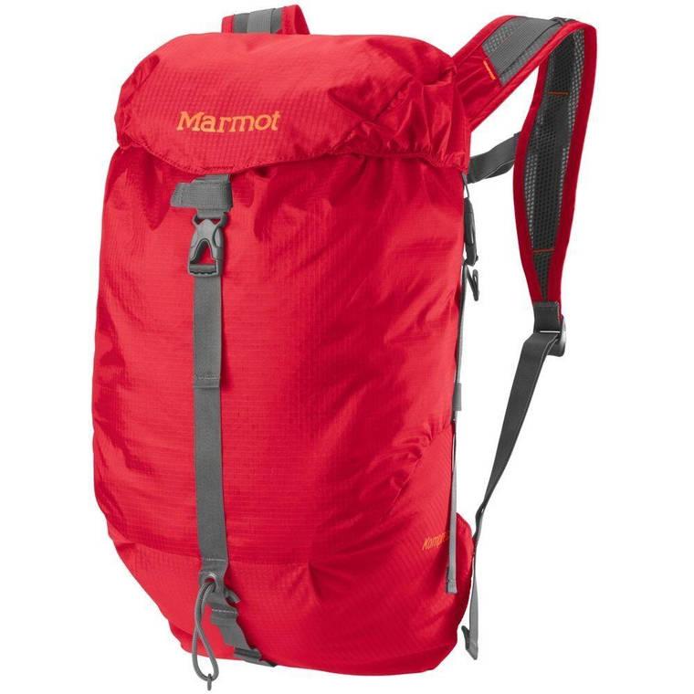 Рюкзак Marmot Kompressor 18 DarkRed, фото 2