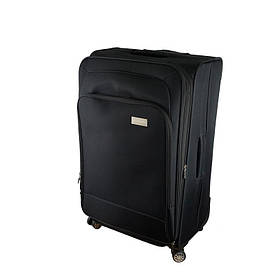 Чемодан Luggage HQ на колесиках средний 66х41 см,  синий