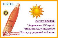 Спрей для волос солнцезащитный Estel Curex Sun Flower Эстель Курекс Увлажнение и питание 200 мл,