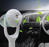 Аромолампа - увлажнитель и очиститель воздуха для автомобиля, розовый, фото 2