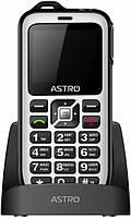 Телефон ASTRO B200 RX (white), фото 1