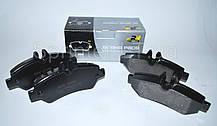 Колодки тормозные зад MB Sprinter 209-319CDI/VW Crafter 30-35, 06- RoadHouse 21246.00