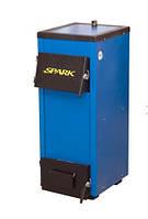 Котел твердотопливный Spark (Спарк) 18 (4мм) + терморегулятор в ПОДАРОК!