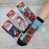 Носки МАХРА женские. 36-40 р-р. Женские теплые зимние носки , утепленные носки, фото 6