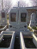 Виготовлення пам'ятників   з доставкою в Шацьк, фото 2