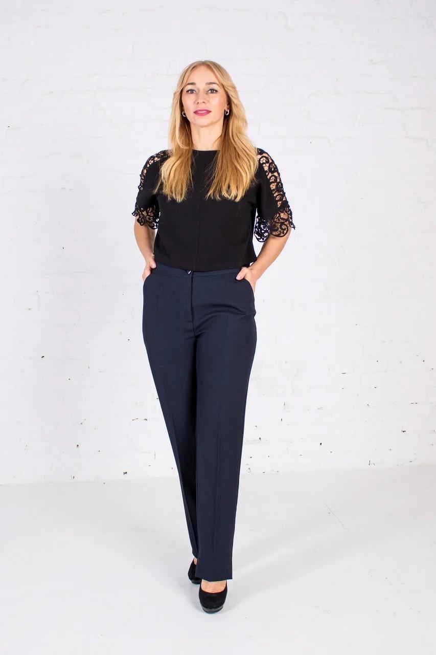 Жіночі штани пояс на резинці